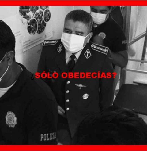 PRIMEIRO OFICIAL MILITAR PRESO NA BOLÍVIA