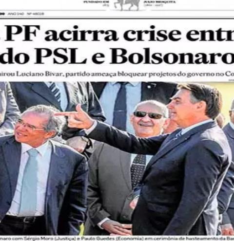 BANG-BANG À BOLSONARO