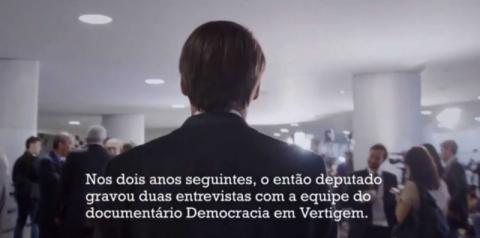 DEMOCRACIA EM VERTIGEM TAMBÉM GANHOU O OSCAR
