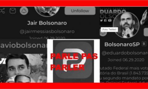 BOLSONARO ADERE À PARLER