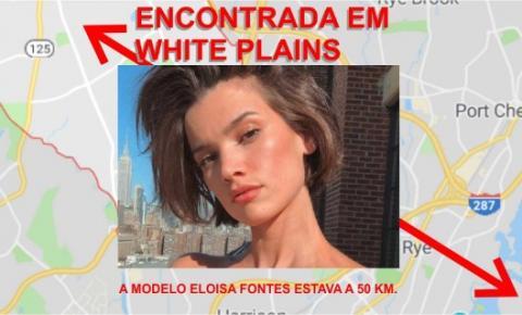 ELOISA FONTES ESTAVA A CERCA DE 50 KM.