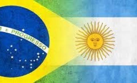 HOJE É DIA DA AMIZADE BRASIL-ARGENTINA. ¡SALUDOS, HERMANOS!
