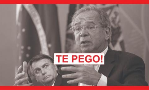 PAULO GUEDES QUER SAIR