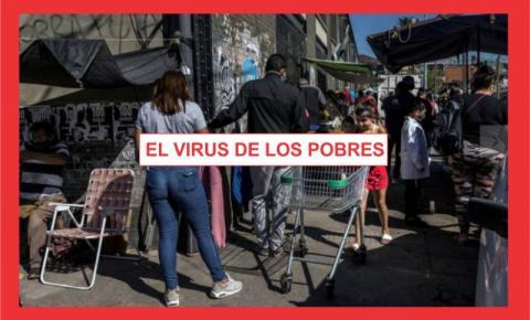 CORONAVÍRUS EXPLODE NA ARGENTINA