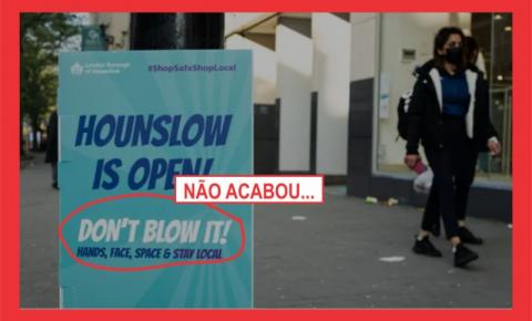 INGLATERRA E O FIM DO LOCKDOWN