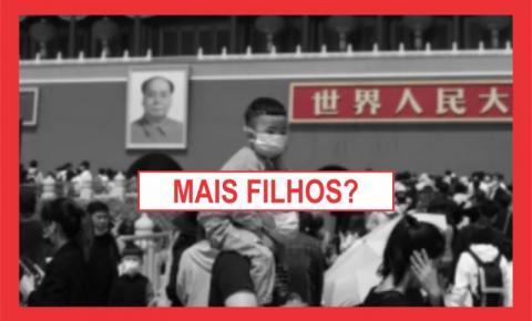 MAIS NASCIMENTOS NA CHINA