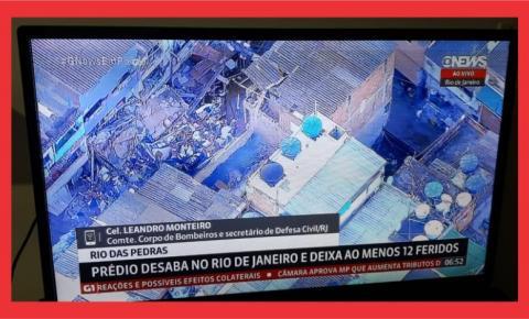 UM DESASTRE LEVA AO OUTRO