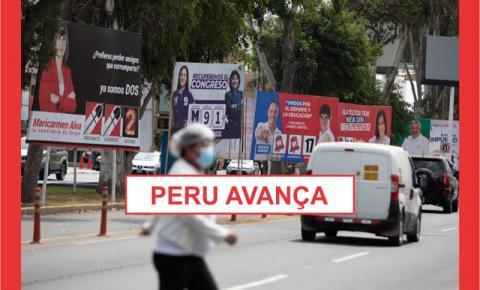 PERU E ALEMANHA EM ELEIÇÃO
