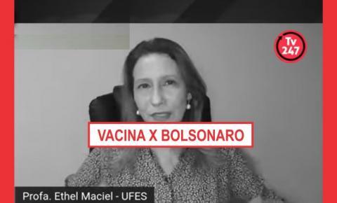 BOLSONARO QUERIA ESCOLHER A VACINA