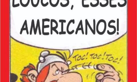 TRUMP ESTÁ DE VOLTA!