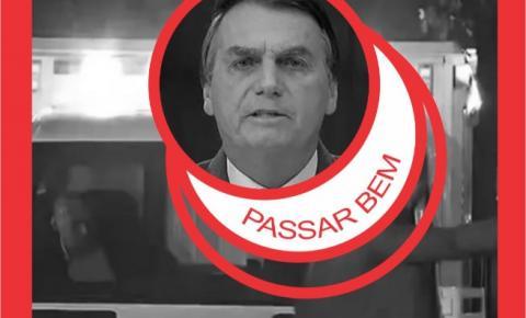 BOLSONARO PASSA BEM
