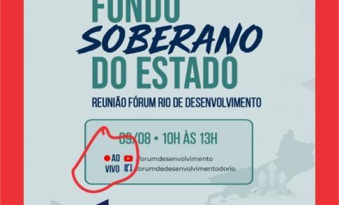 FUNDO SOBERANO DO RIO DE JANEIRO