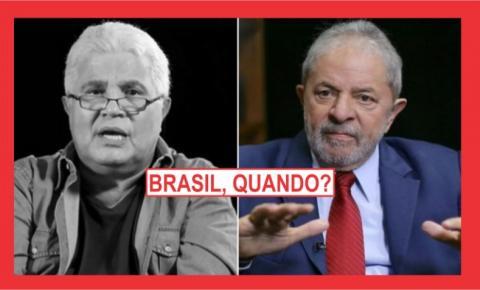 EMPRESÁRIOS E MÍDIA PEDEM PERDÃO A LULA