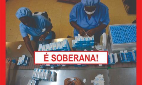 CUBA TEM VACINAS PARA TODA A POPULAÇÃO