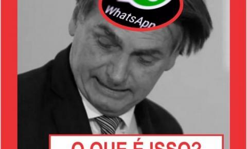 WHATSAPP DE BOLSONARO: