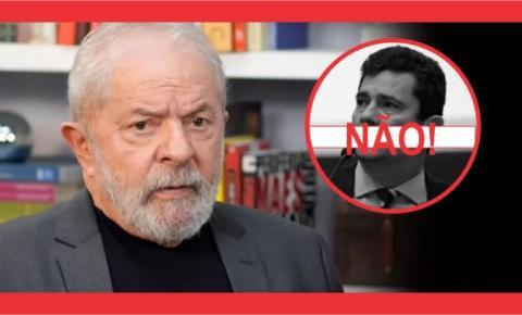 PESQUISA DESMORALIZA MORO