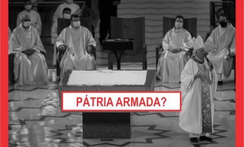 PÁTRIA AMADA X PÁTRIA ARMADA