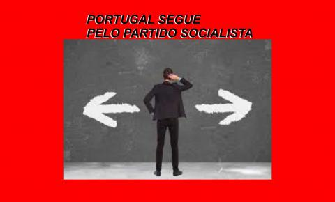 PORTUGAL VAI PARA A ESQUERDA