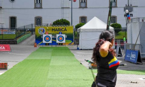 SUL AMERICANO DE TIRO COM ARCO