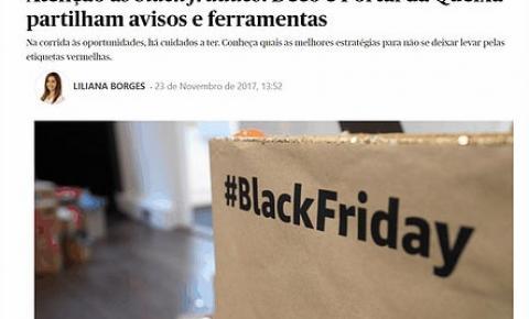 BLACK FRAUDE: ASSIM LÁ, COMO CÁ E EM TODO LUGAR, TEM QUE ALERTAR