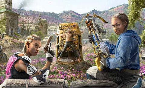 Ubisoft confirma lançamento de 'Far Cry: New Dawn'