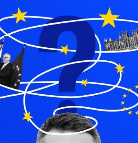 PRIMEIRO MINISTRO BRITÂNICO ANUNCIA ACORDO SOBRE UNIÃO EUROPEIA